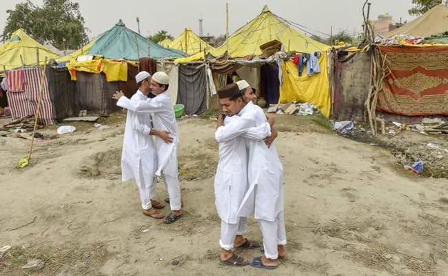 Coronavirus - Centre Asks States To Track Down Rohingya Refugees Over COVID-19 Concerns