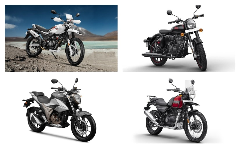 These motorcycles under Rs. 2 lakh offer you the best bang for your buck