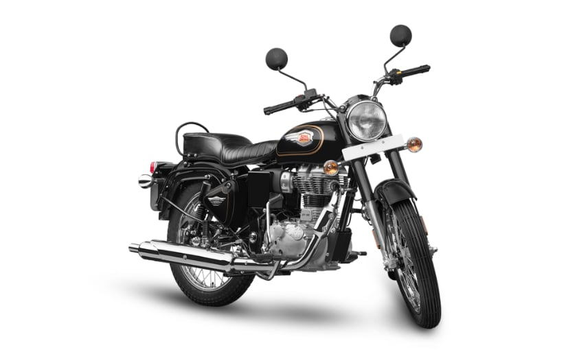 The 2020 RE Bullet 350 is available in four colour options across two variants