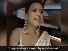टीवी की इच्छाधारी नागिन का Lockdown के बीच Video हुआ वायरल, सफेद साड़ी में यूं मचाया धमाल