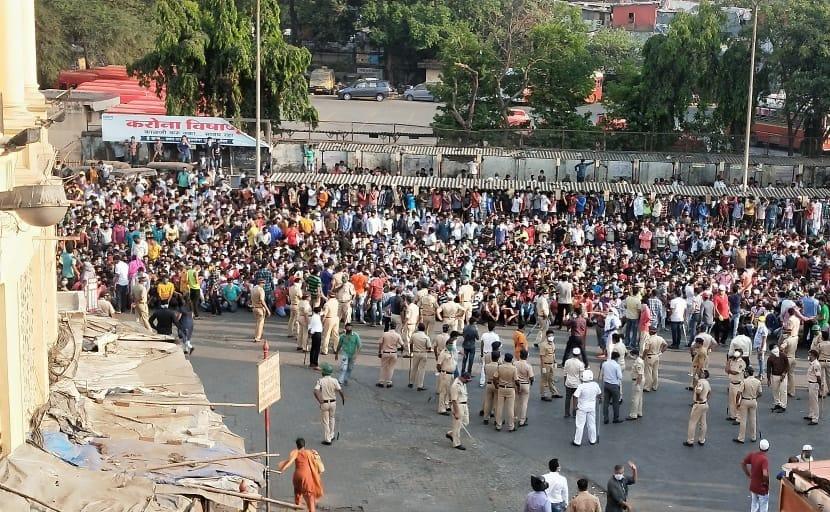 Bandra Chaos: Congress Seeks Probe Into Railways' Role Behind Gathering