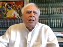 """PM Must Publicly Condemn Brazen Chinese Incursion"": Kapil Sibal On Ladakh"