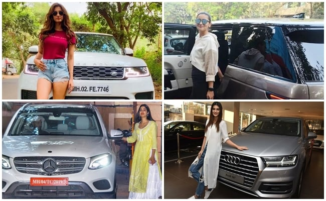 Heres is the list of cars owned by the new age B-Town Divas