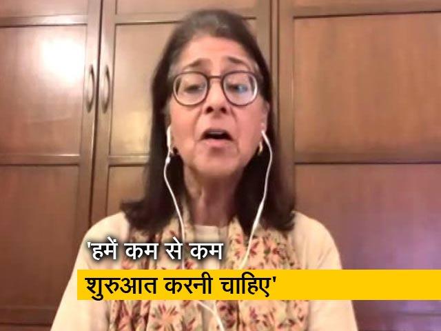 Video : लॉकडाउन को चरणबद्ध तरीके से हटाया जा सकता है : नैनालाल किदवई