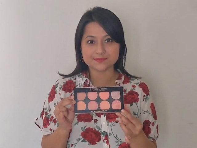 Video : Makeup Review | We Tried The Makeup Revolution London Blush Palette