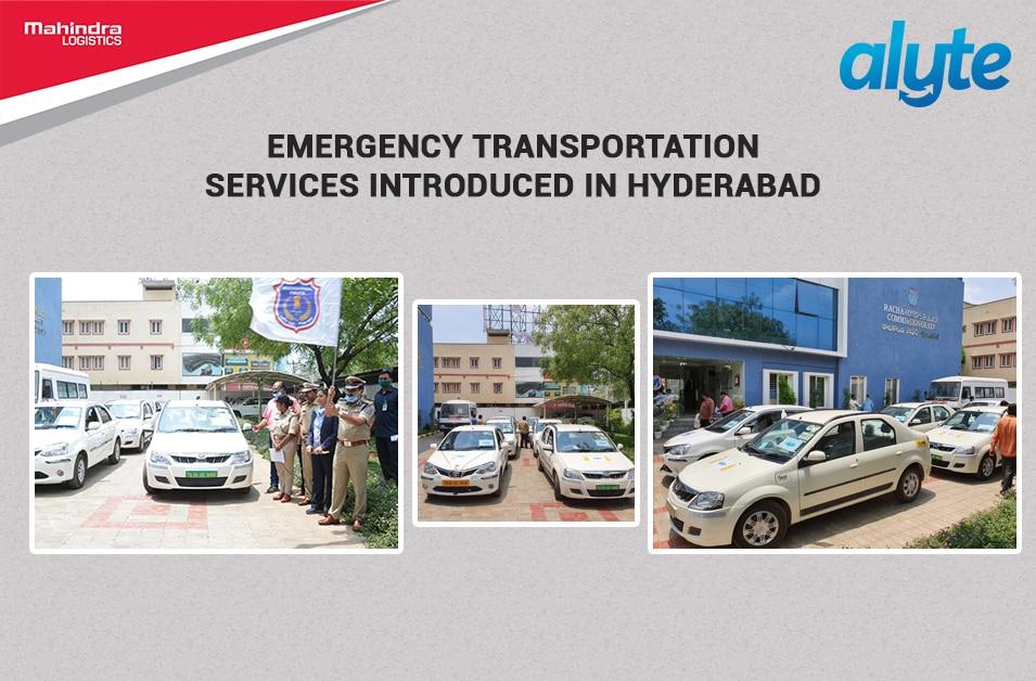 Coronavirus: Mahindra Logistics Starts Emergency Transport Services In Hyderabad