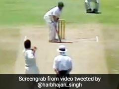 राहुल द्रविड़ ने जब बल्लेबाज को गिराकर लिया हैरतअंगेज कैच, Video शेयर कर भज्जी हुए हंस-हंसकर लोट-पोट