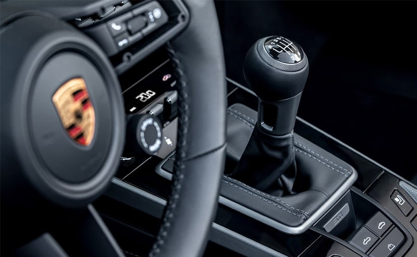 Porsche 911 Back With A Manual Transmission