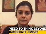 Video : The Visuals Of Migrants On Roads Are Heartbreaking: Nandita Das