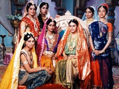 Sita And Sisters From <i>Ramayan</i>, Courtesy Dipika Chikhlia's Throwback Treasury