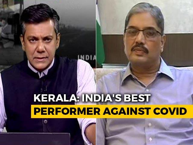 Video : Kerala: India's Best Performer Against Coronavirus
