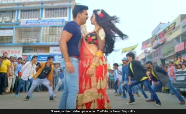 New Bhojpuri Song: पवन सिंह के 'बोल ना रे झबरी' गाने की यूट्यूब पर धूम, खूब जमी अक्षरा सिंह संग जोड़ी