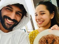 """Lockdown <I>Ka Fayda</I>"", Kartik Aaryan Got To Celebrate His Sister's Birthday At Home"