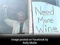 Lockdown के बीच 82 साल की इस दादी की वाइन हुई खत्म तो किया ऐसा, देखें Viral Pic