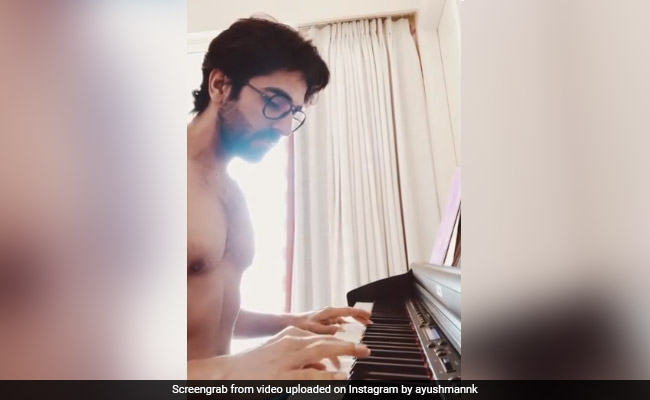Ayushmann Khurrana Wanted To Be Like The Professor Of Money Heist. So, He Did This