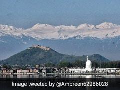 Lockdown से इतनी साफ हुई हवा कि अब श्रीनगर से दिखने लगा है पीर पंजाल, देखें खूबसूरत Pics