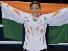 "Mary Kom Reveals Her Mantra For Success, Says ""Work Hard And Be Honest"""