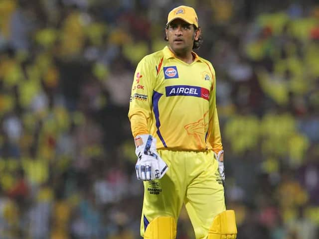 Csk Share Video Of Ms Dhoni S Gems Watch Cricket News
