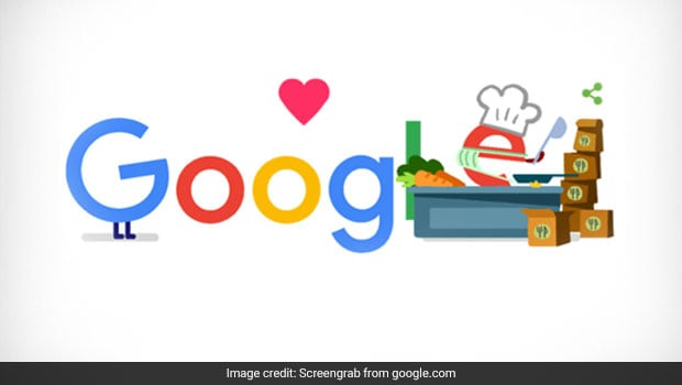 Google Doodle Honours Food Service Workers During Coronavirus Epidemic