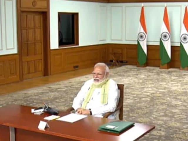 Video : <i>Do Gaj Doori</i>: PM Says Villages Showing The Way On Social Distancing