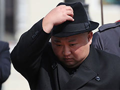 South Korea Says Absent Kim Jong Un May Be Trying To Avoid COVID-19