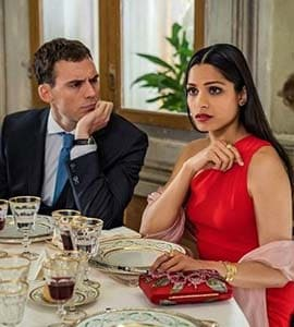 Love Wedding Repeat Review Freida Pinto Holds Her Own Amid The Commotion 2 Stars Out Of 5