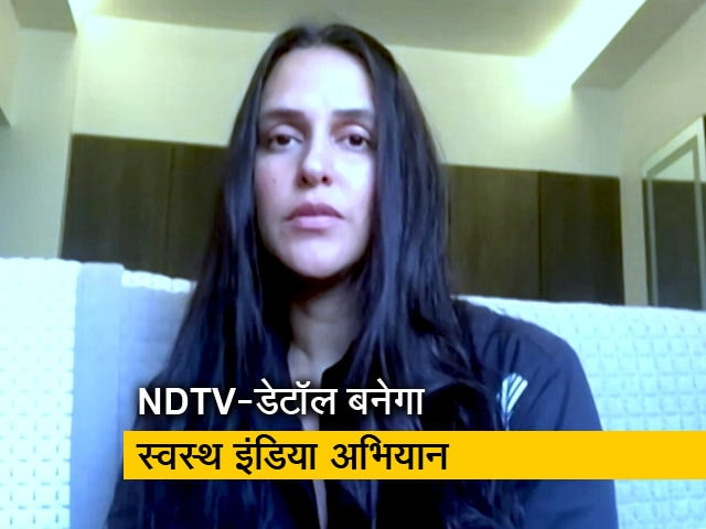 Videos : अभिनेत्री नेहा धूपिया का COVID-19 पर संदेश