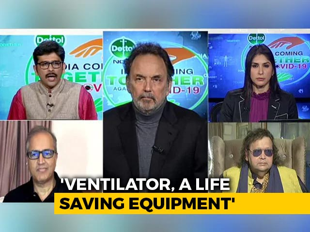Video : Dr Devi Shetty On Selecting The Right Ventilator And Medical Information
