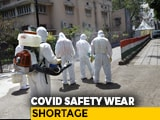 Video : Coronavirus Safety Wear: Critical Delays Worsens Shortage?