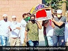 इरफान खान हुए सुपुर्द-ए-खाक, अंतिम विदाई में शामिल हुए 20 लोग- Photos Viral