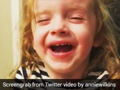 Video Of Girl Pretending To Like Her Mom's Cooking Gets Laughs And Love On The Internet