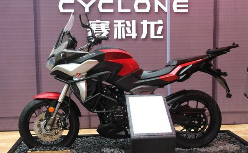 Zongshen Cyclone RX6 Based On Norton 650 Nearing Completion