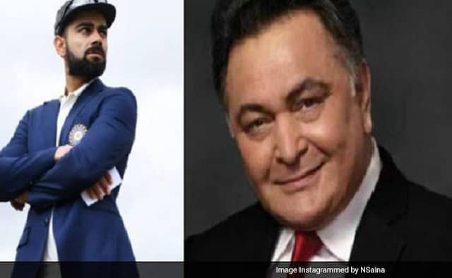 When Rishi Kapoor tweet on indian Cricketers beards