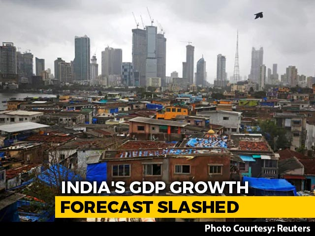 Video : India Growth Forecasts Trimmed Amid COVID-19 Crisis