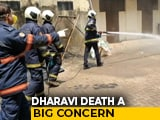 Video : Man With Coronavirus In Mumbai's Dharavi Dies, Building Sealed