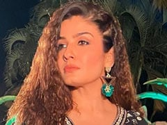 """The Days Are Getting Hotter"": Raveena Tandon Urges People To Stay ""Hydrated"""
