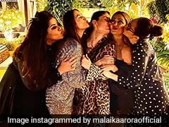 Malaika Arora And Her 'Girl Gang' Is All Of Us Chilling With BFFs