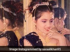 सारा अली खान ने शेयर की बचपन की तस्वीरें, बोलीं- मेरे सपनों की रानी, हमेशा मैं ही... देखें Photos