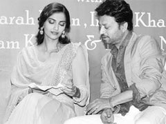 "Irrfan Khan Was Sonam Kapoor's ""Guiding Light,"" Writes Co-Star Anil Kapoor"