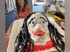 """Don't Bake Your Heroes"": Comedian Apologises For Jacinda Ardern Cake Fail"