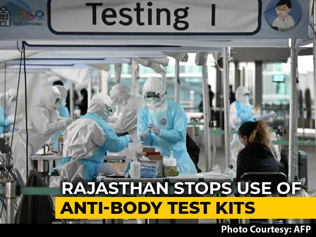 """Video : Rajasthan Nixes COVID-19 Rapid Test Kits: """"Only 5.4% Results Accurate"""""""