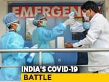 Video : India Sees Biggest Jump In COVID-19 Deaths, Cases In 24 Hours