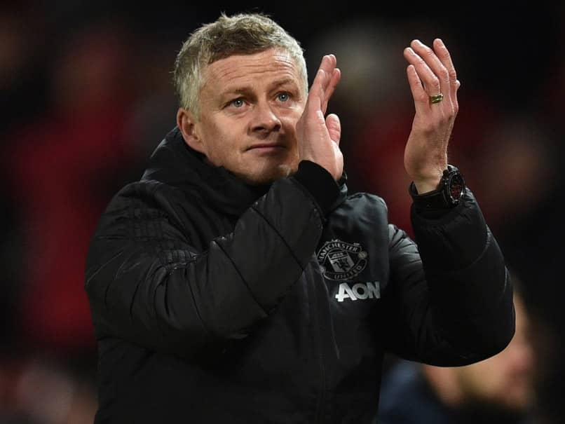 Manchester United Manager Ole Gunnar Solskjaer Happy To Switch To One-Off European Ties