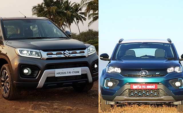 Tata Nexon EV Review, Maruti Suzuki Vitara Brezza Facelift Review