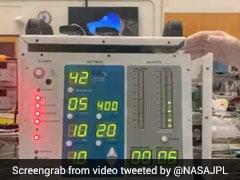 NASA ने Coronavirus के मरीजों के लिए बनाया खास वेंटिलेटर, ट्रेडिशनल वेंटिलेटरों की कमी से जूझ रही है पूरी दुनिया