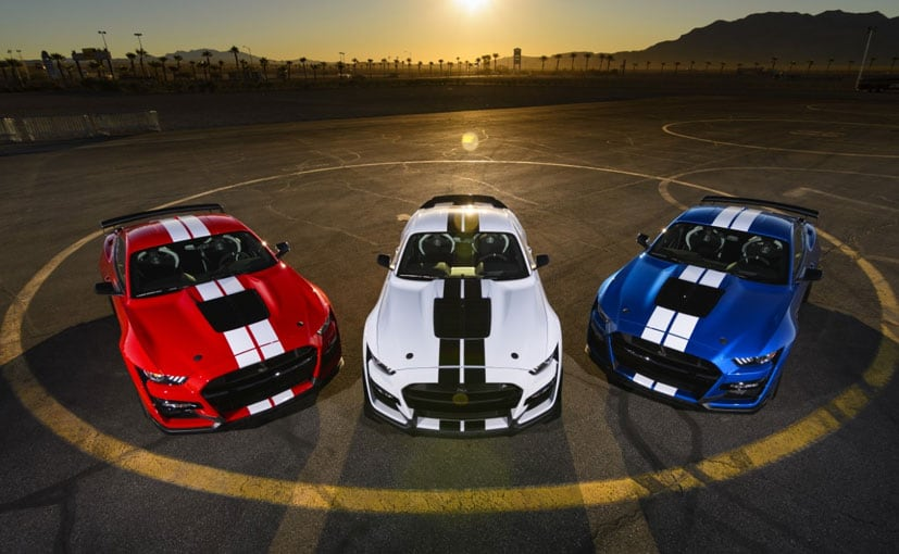 Ford Mustang is also America's best-selling sports car for the last 50 years