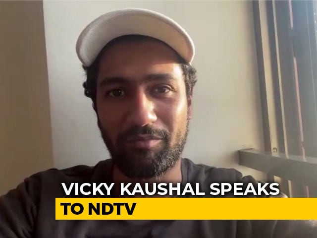 Spotlight: Vicky Kaushal On The Lockdown & More