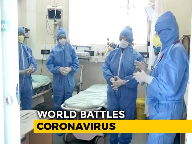 Video : US Coronavirus Deaths Hit New Daily High Of 1,480 In 24 Hours: Report