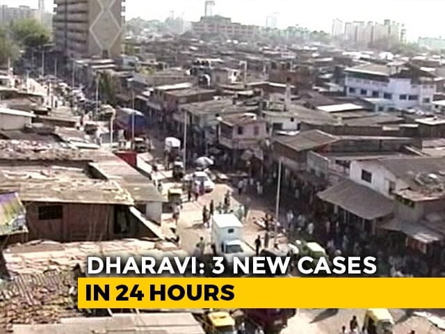 Video : In Mumbai's Dharavi, Coronavirus Cases Rise To 13, Two Patients Dead