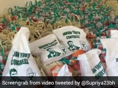 "Youth Congress Launches ""Rahul Kit"" Bags For Those Hit By Lockdown"